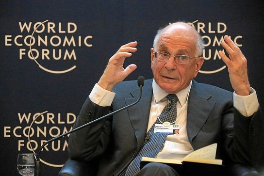Daniel Kahneman Explains The Machinery of Thought | Farnam Street